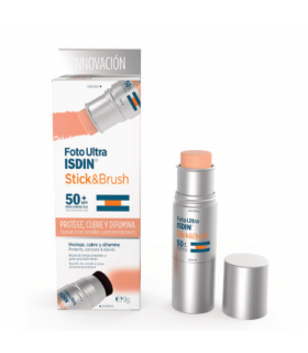 ISDIN Stick & Brush