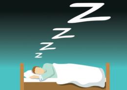 Día mundial del sueño. Dormir mal.